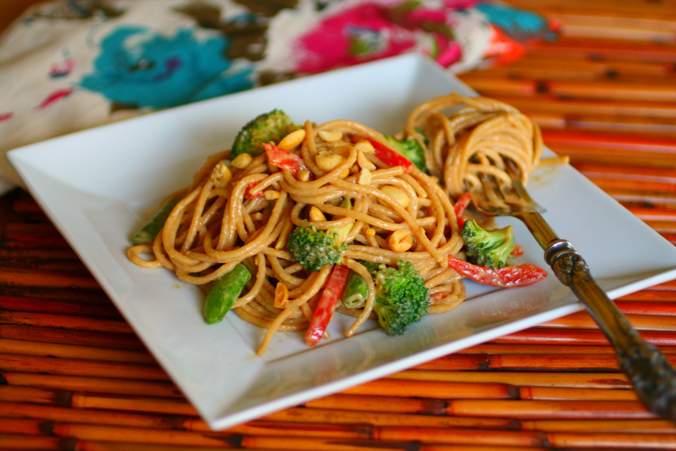 Asian Noodle Salad Recipes — Dishmaps
