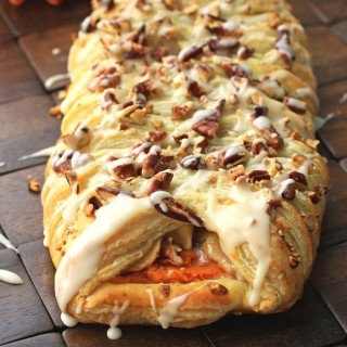 Try Apple and Sweet Potato Pastry Braids