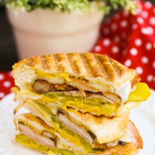 A Cuban Sandwich for lunch or dinner? Yes! They're hearty and delicious!