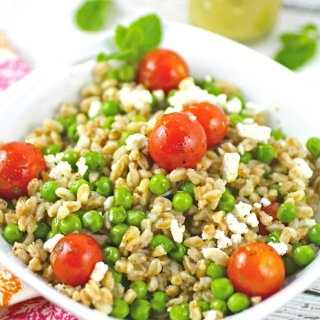 Farro-pea-salad-lemon-mint-vinaigrette1