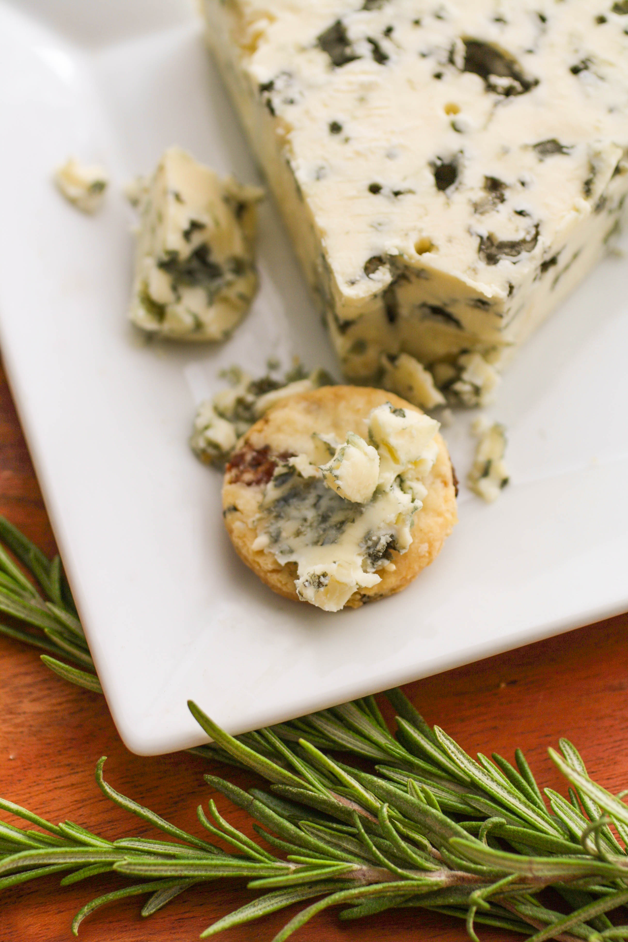 Fig and Rosemary Crackers are so tasty as a snack. You'll love Fig and Rosemary Crackers to serve with a cheese platter.