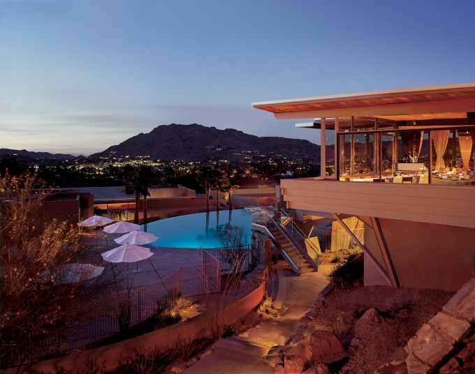 Whether visiting from out of town or on a staycation, the Sanctuary Resort & Spa on Camelback Mountain in Scottsdale is amazing!