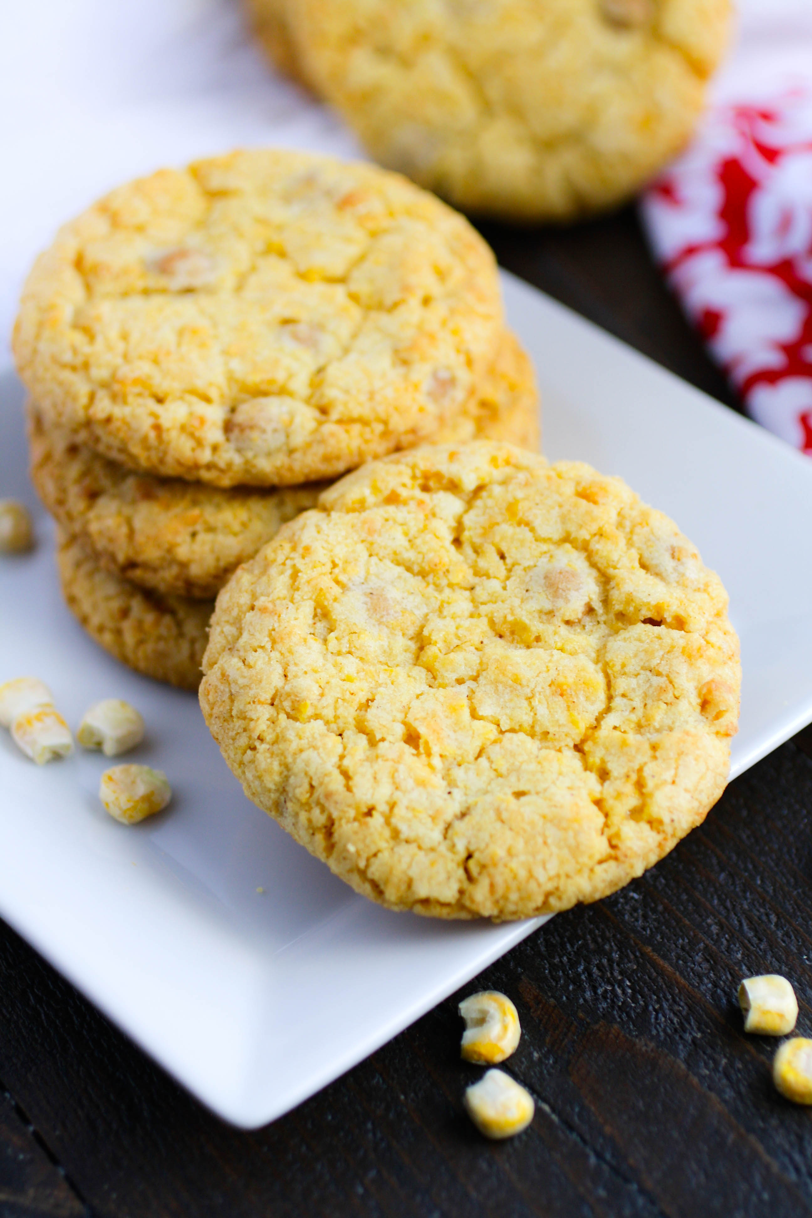 Spicy Caramel Corn Cookies are fantastic as a treat! You'll adore these bakery-style Spicy Caramel Corn Cookies!