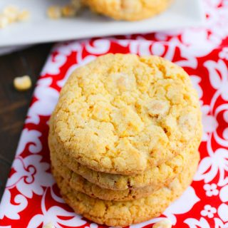 Spicy Caramel Corn Cookies make a fun treat. Spicy Caramel Corn Cookies are unique and super tasty!