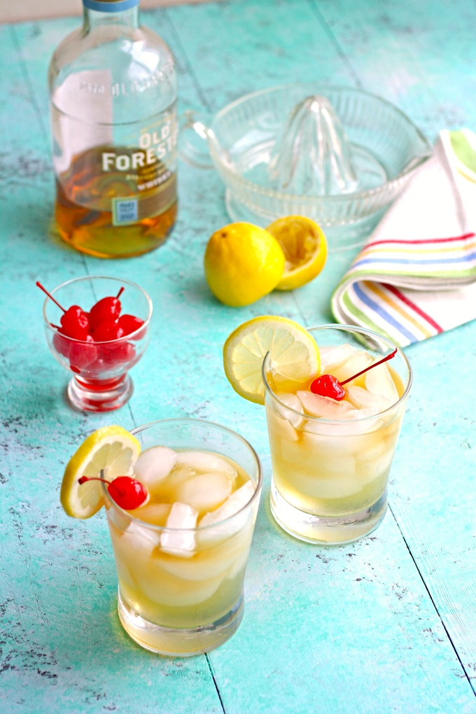 You'll love the Jade Bar Whiskey Sour Cocktail -- make sure to use quality ingredients!