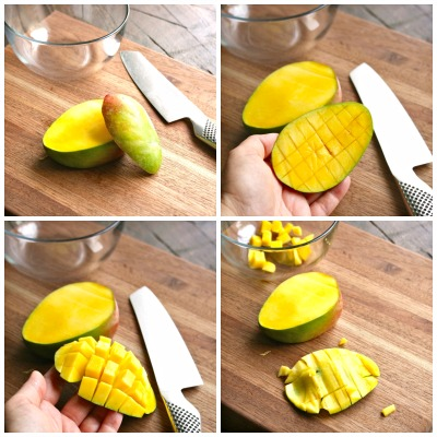 It really is easy! Learn how to cut a mango!