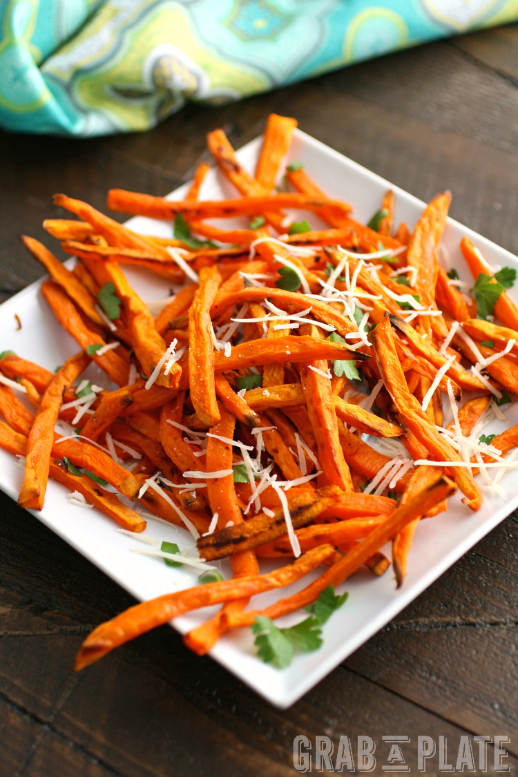 how to make dip for sweet potato fries