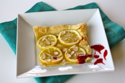 Puff Pastry Lemon Tart