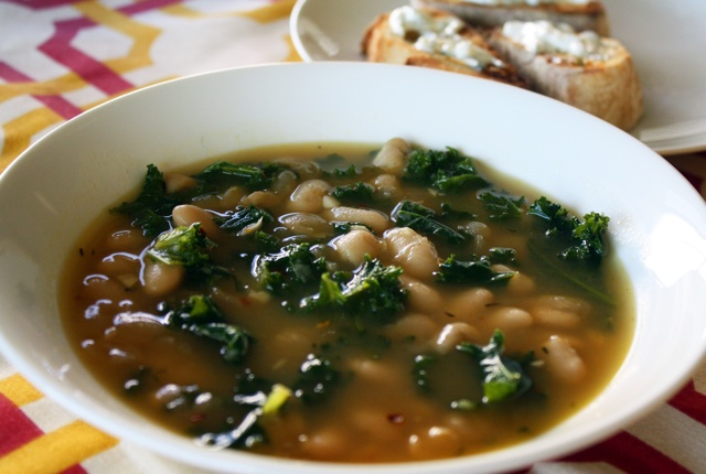 Kale and White Bean Soup: Perfect for a Night In