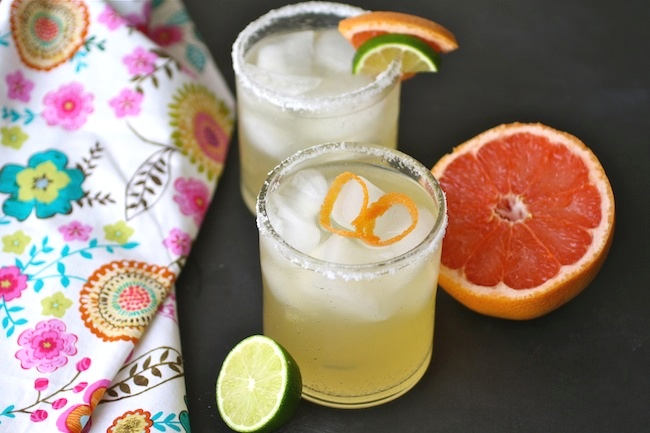 Try a Paloma Cocktail