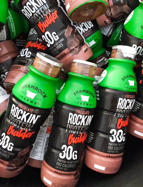 Shamrock Farms brings you Rockin' Protein! Rockin' Protein is great for elite athletes and everyday athletes, too!