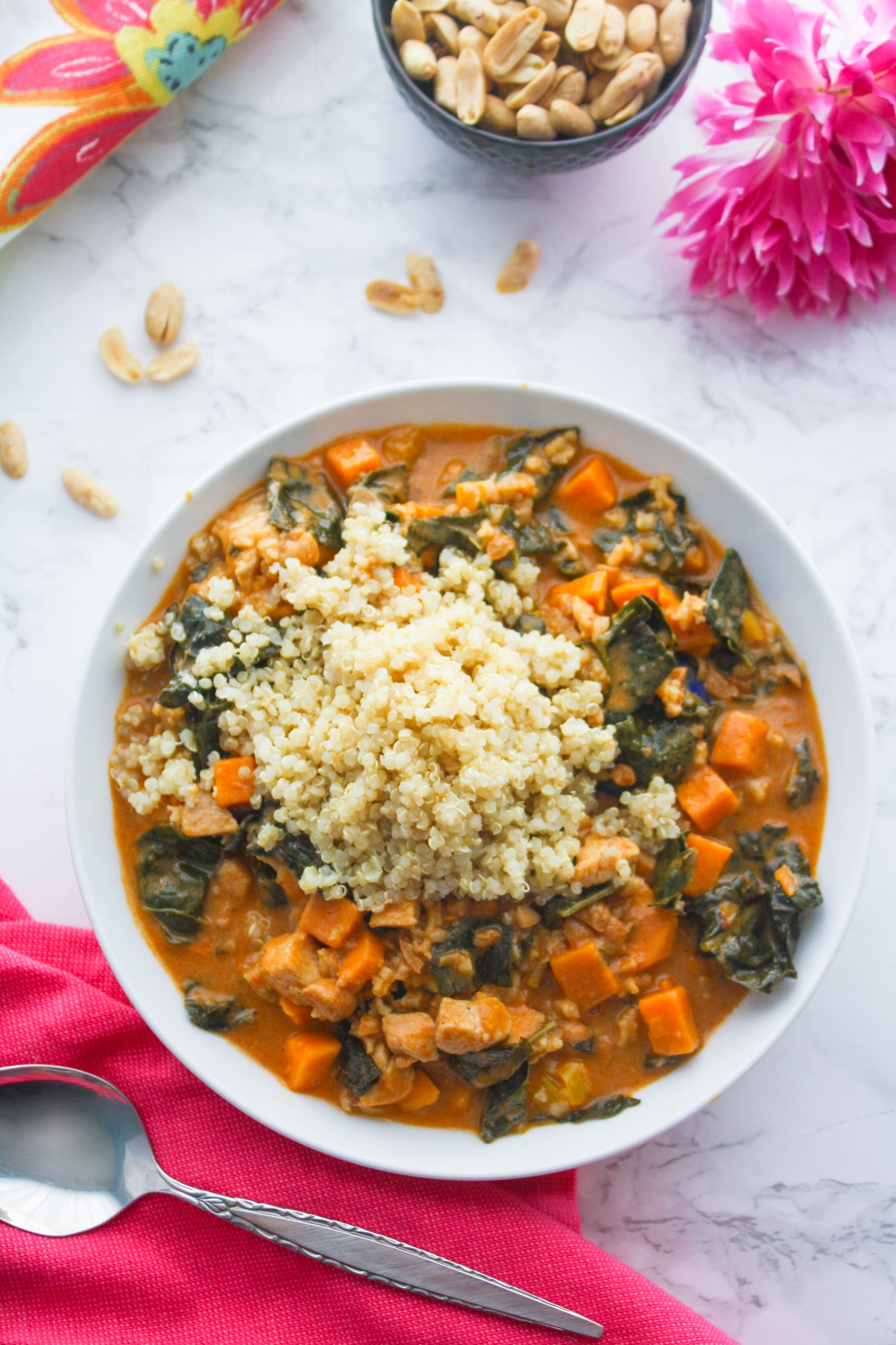West African Peanut Stew is such a wonderful dish for your next meal. West African Peanut Stew is a beautiful and tasty dish.