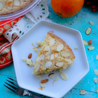 Almond-Orange Sunshine Cake is a dessert for any night of the week. You'll adore this Almond-Orange Sunshine Cake for dessert or in the morning with coffee.