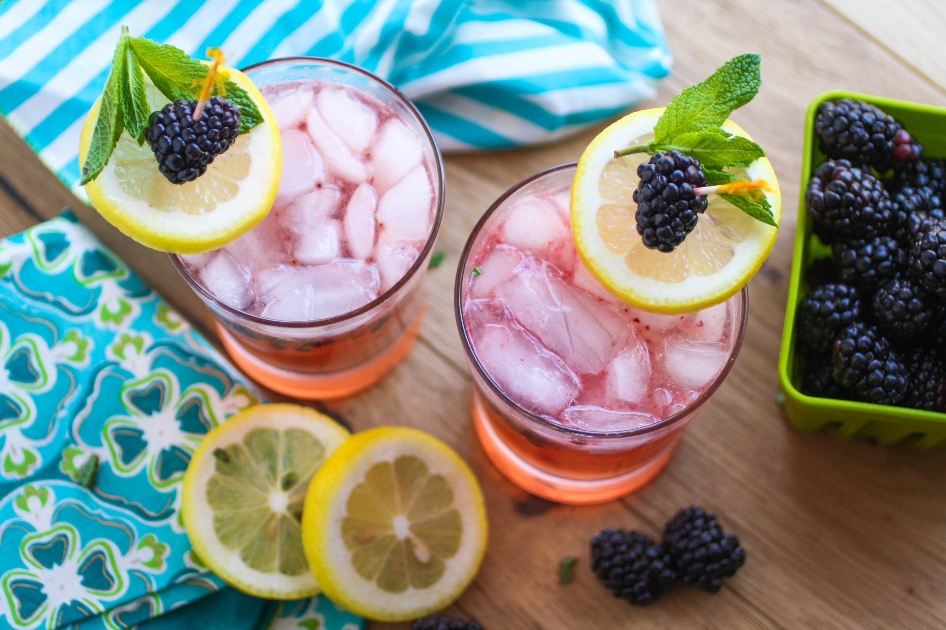 Blackberry Buck Cocktail is one you'll reach for during the warm weather. You'll love everything about it!