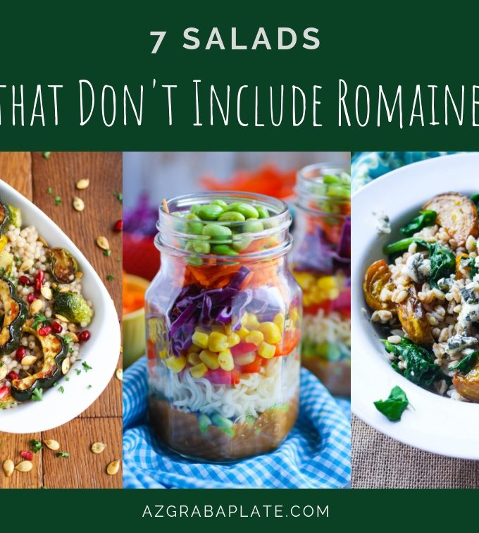 7 Salads That Don't Include Romaine