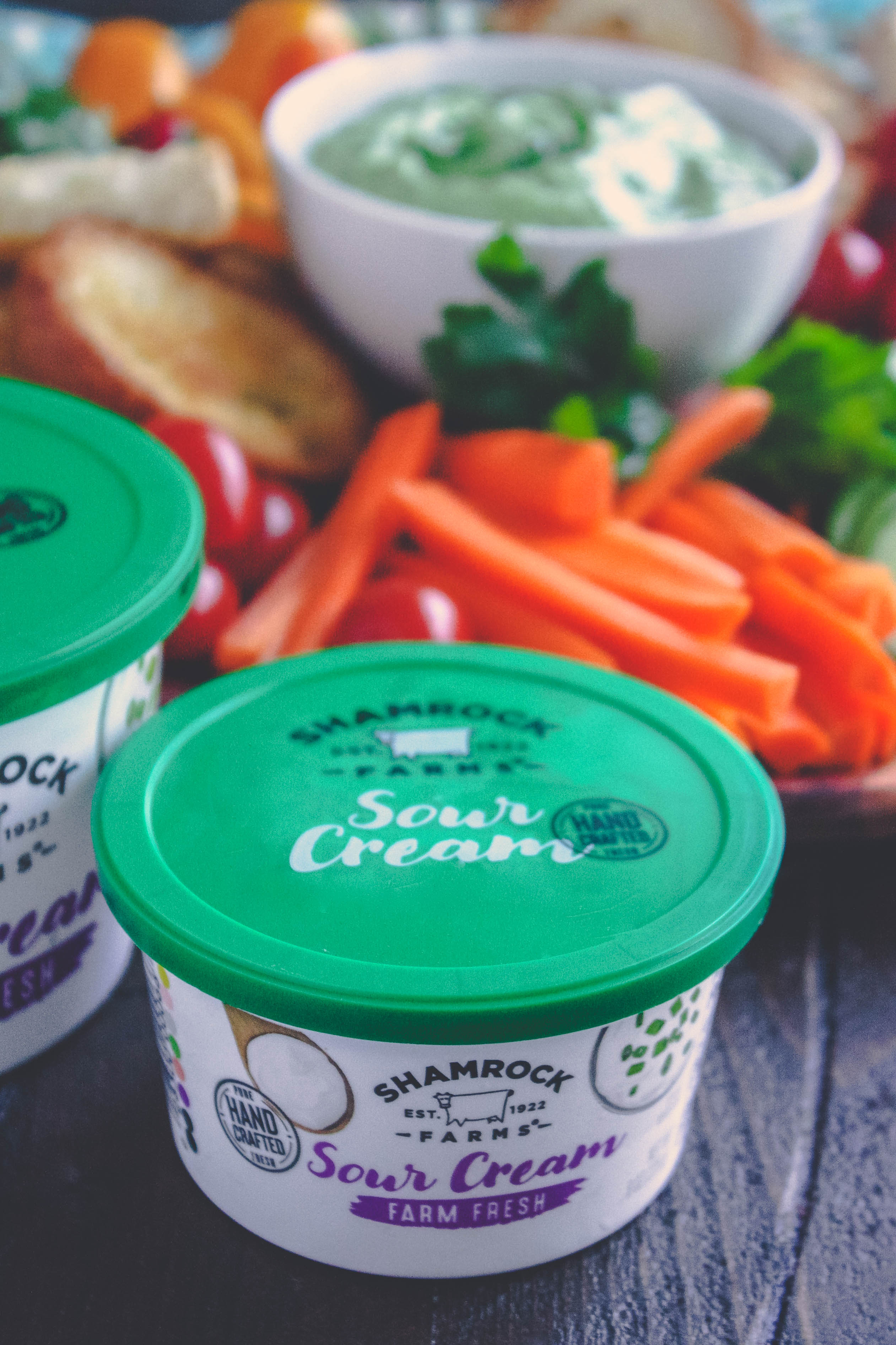 Creamy Green Goddess Dip includes fab ingredients for a great taste. You'll love Creamy Green Goddess Dip!