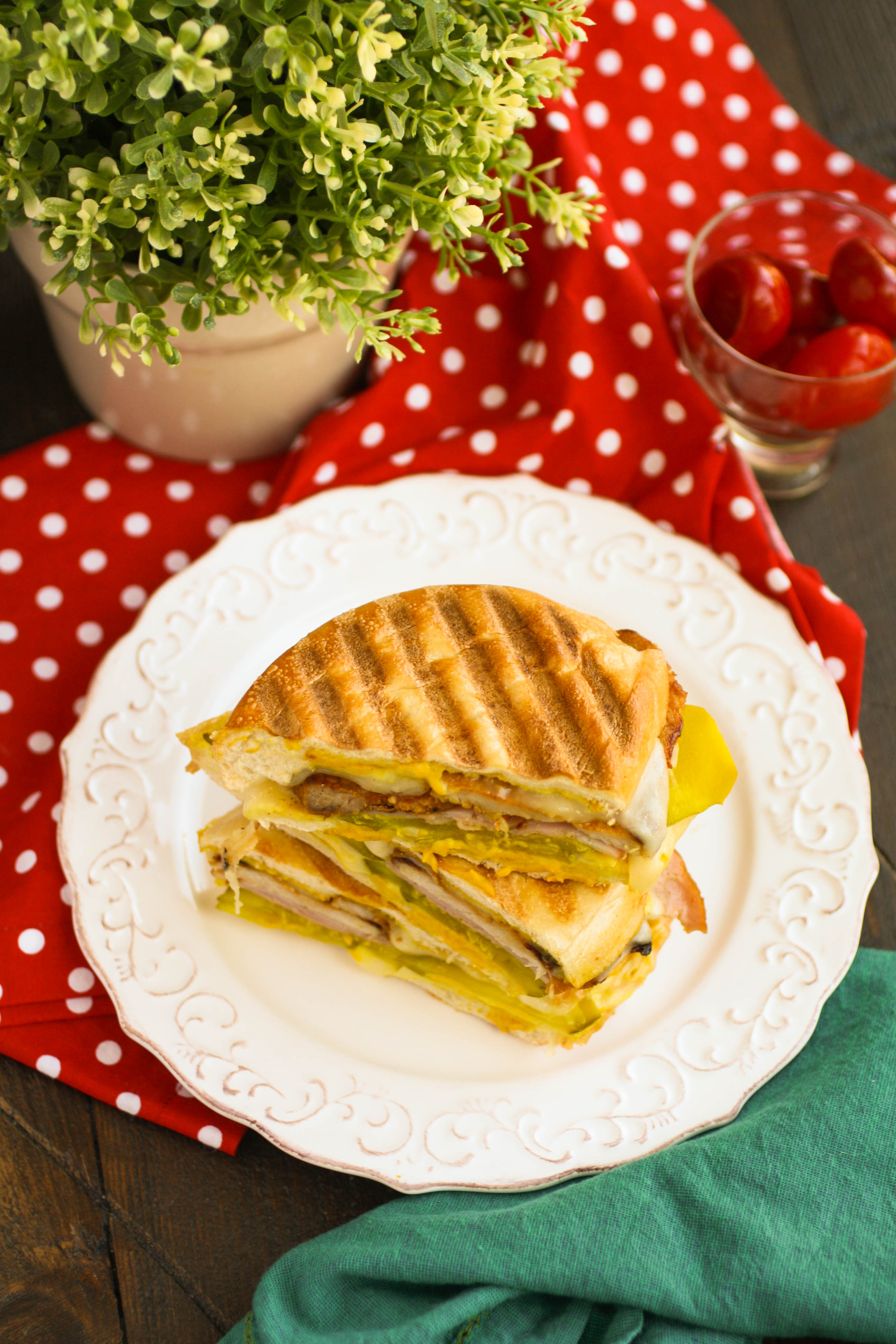 Make a Cuban Sandwich for your next meal! You'll be glad you did!