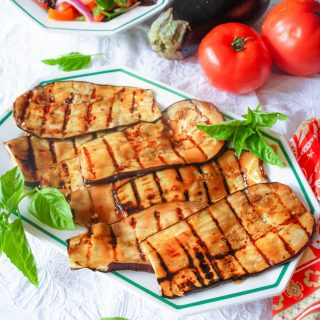 Grilled Eggplant with Teriyaki is a fabulous meatless dish. Grilled Eggplant with Teriyaki is an easy grilling option this summer.