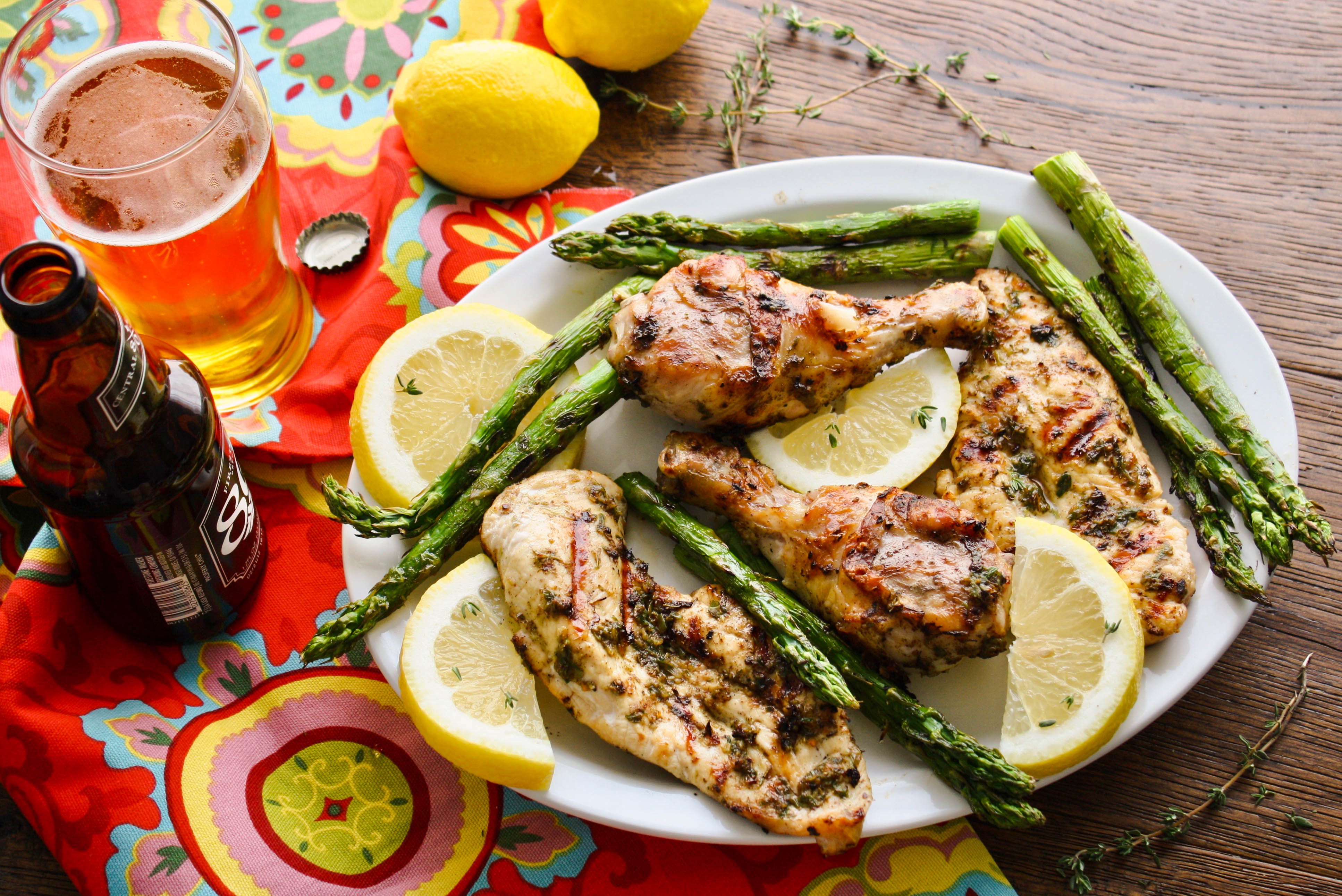 Jerk chicken is a fab dish for the family. There are so many great flavors included.