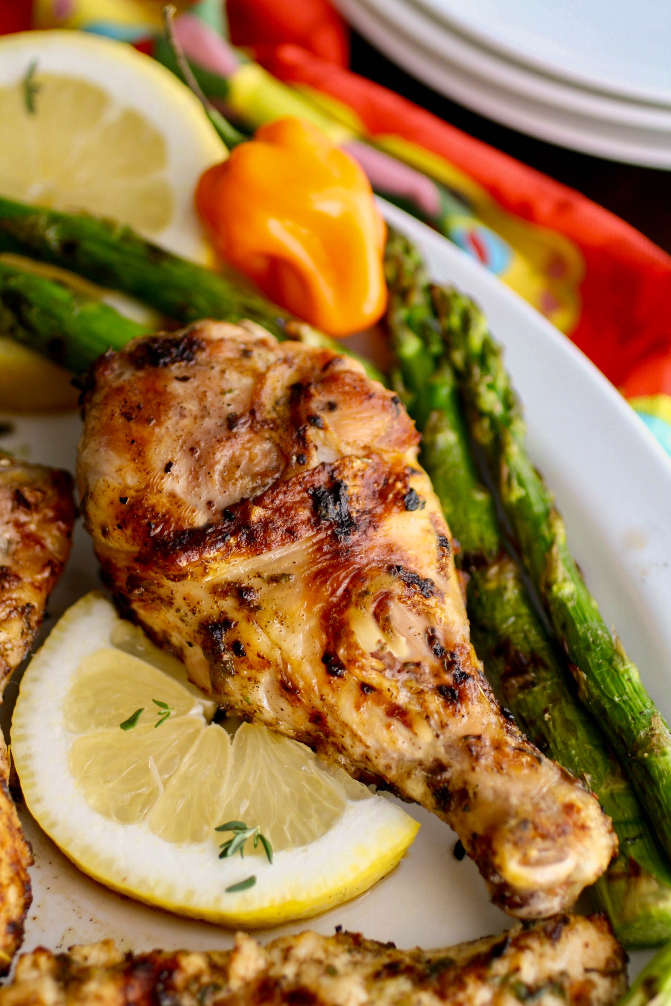 Jerk chicken is an easy and delicious main dish to serve. You'll love how easy it is to make!