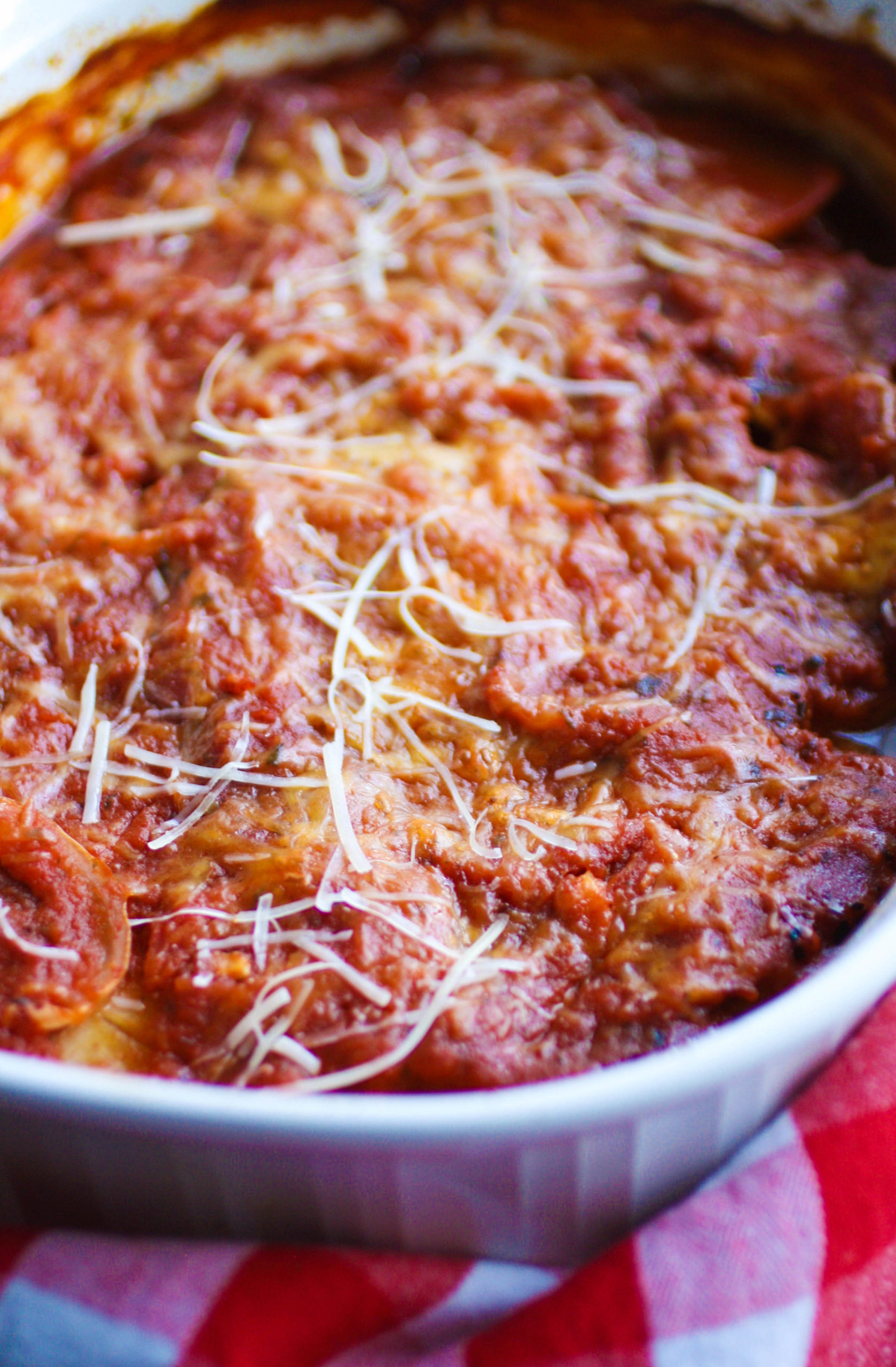 You'll love Layered Eggplant-Potato Bake for your next meal!
