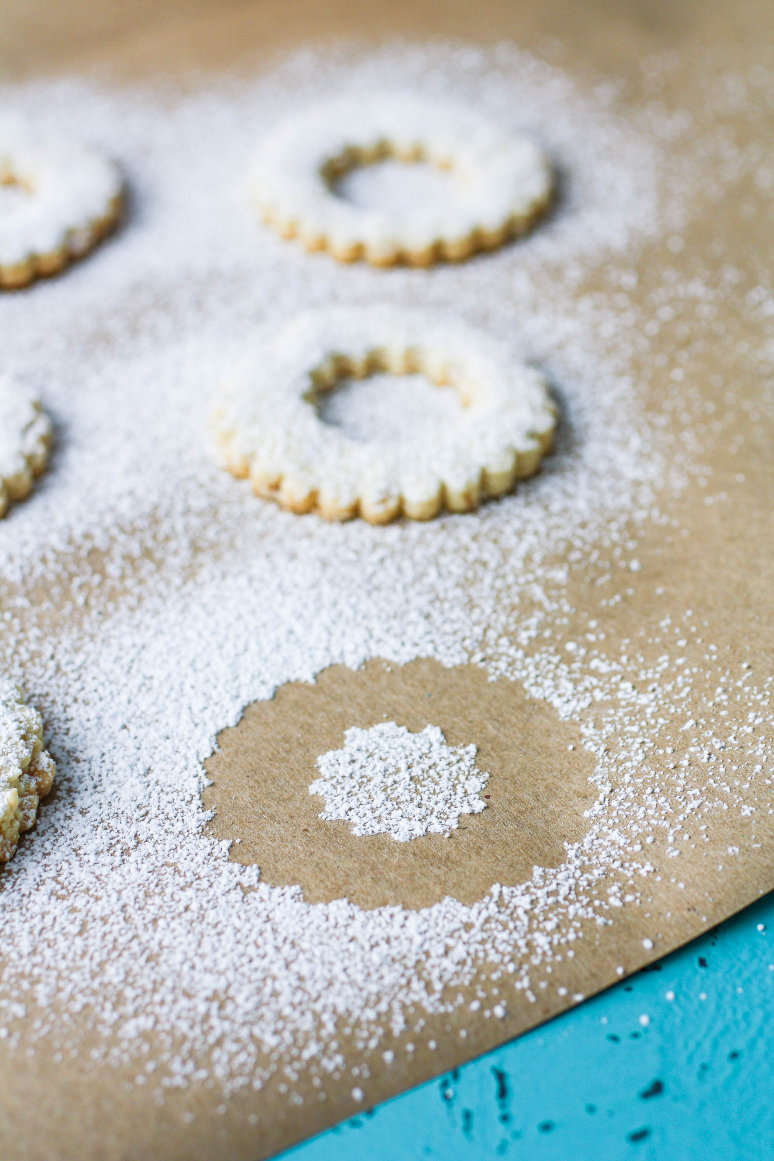 Linzer Cookies with Homemade Orange Marmalade are a treat for the holidays! You'll love these linzer cookies to serve during the holiday season!