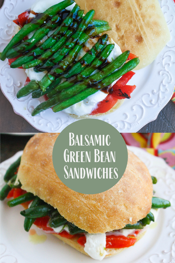 Balsamic Green Bean Sandwiches are so tasty, and quite unique! Balsamic Green Bean Sandwiches make the perfect option for your next meal.