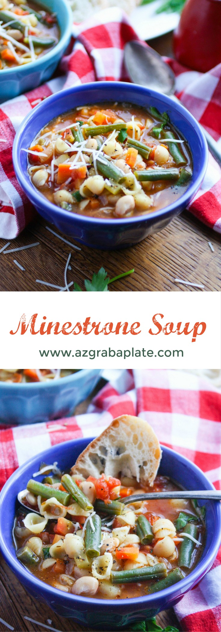 Minestrone soup is a delightful dish you'll love to fill up on. Minestrone soup is a vegetarian dish that is so delicious and easy to make.