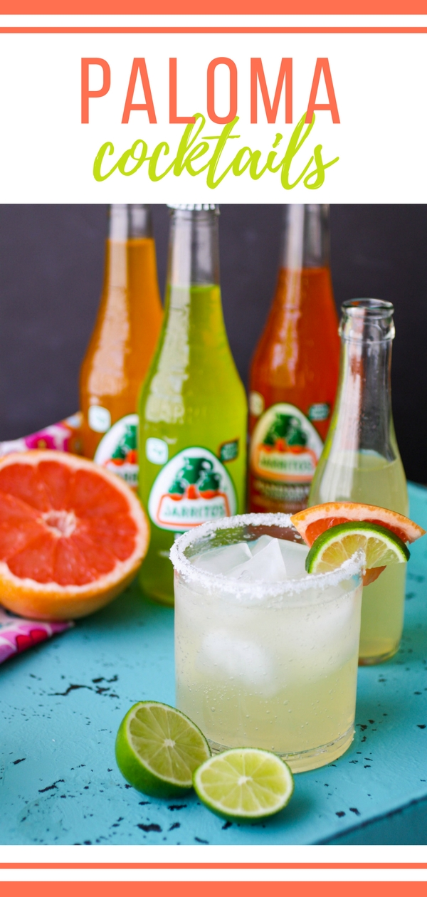 Paloma Cocktails are fun drinks for the season. Paloma Cocktails are citrusy and tasty drinks, for sure!