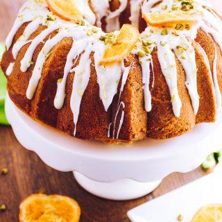 Orange Marmalade-Pistachio Bundt Cake is so nice for any occasion. You'll love Orange Marmalade-Pistachio Bundt Cake as a special dessert.