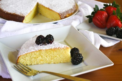 Citrus-Scented Wine Cake with Fresh Berries is a delightful dessert. This Citrus-Scented Wine Cake with Fresh Berries is perfect for any occasion.
