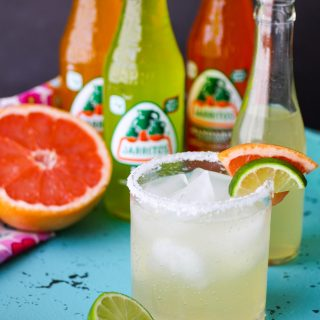 Paloma Cocktails make fabulous warm-weather drinks! Paloma Cocktails are refreshing and fun!
