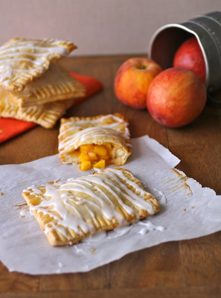 "Peach Pie ""Pop Tarts"""