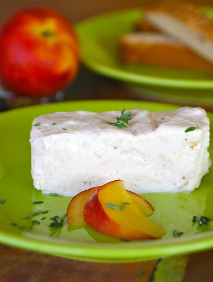 Semifreddo, a frozen Italian dessert similar to ice cream, is a creamy ...