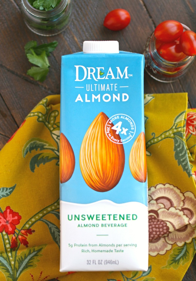 DREAM Ultimate Almond beverage