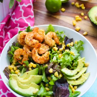 Simple Skillet Shrimp Salad with Lime Vinaigrette is a delicious salad for any meal. Simple Skillet Shrimp Salad with Lime Vinaigrette is an easy-to-make dish you'll love.