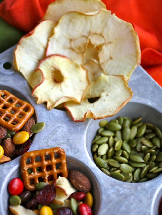 You'll love Homemade Apple Chip Trail Mix -- it's perfect to snack on while you're on the go, or even at home!