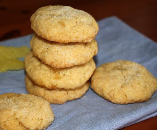 Retouched vegan sugar cookies